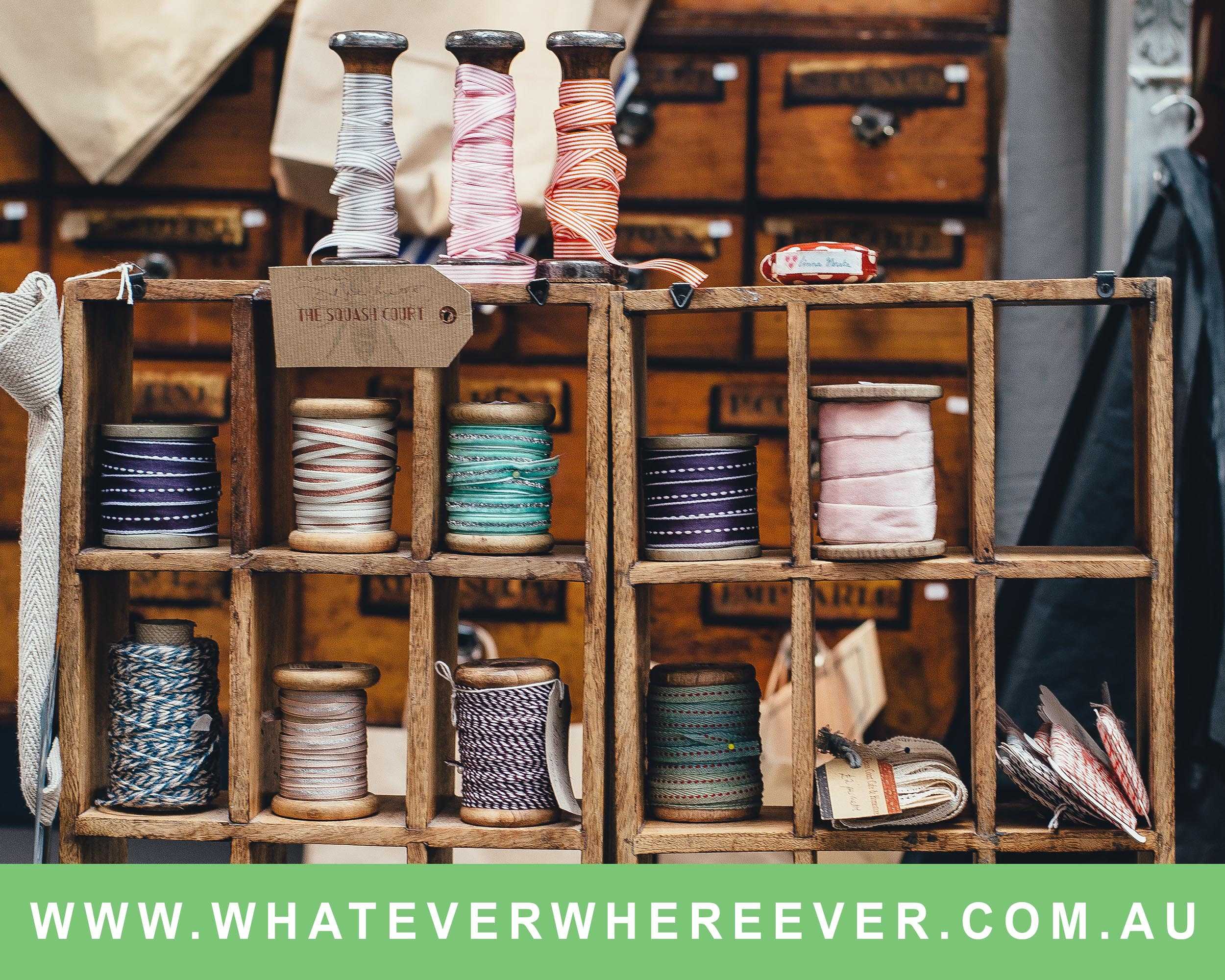 Whatever Wherever Craft Shop