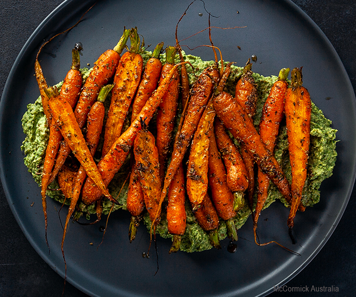 COOKINGPOSTJPEG - ROASTED-BABY-CARROTS-WHITE-BEAN-MASH
