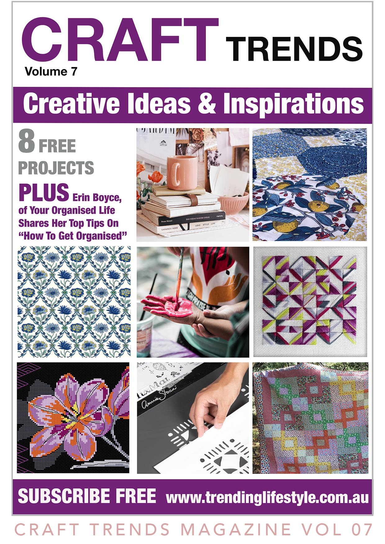 Craft Trends Magazine Volume 7