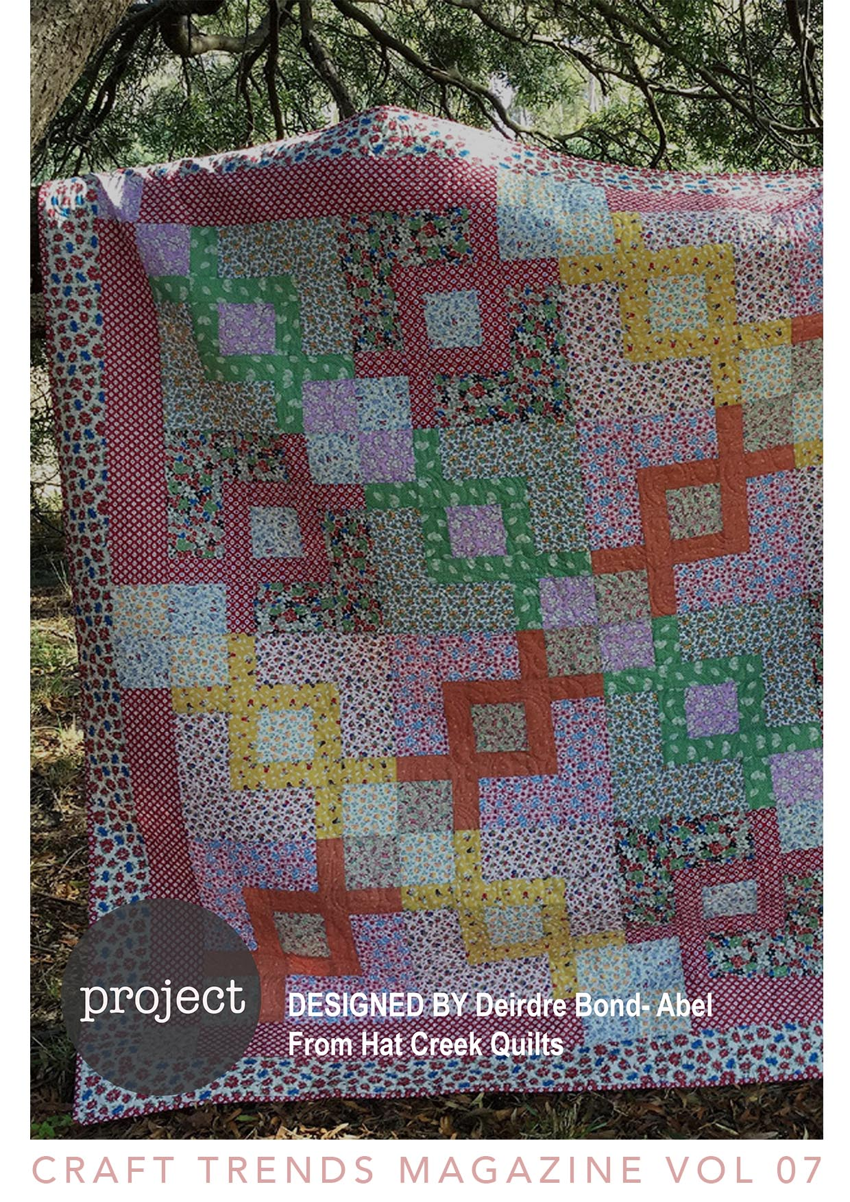 FREE Quilt Project Craft Trends Magazine