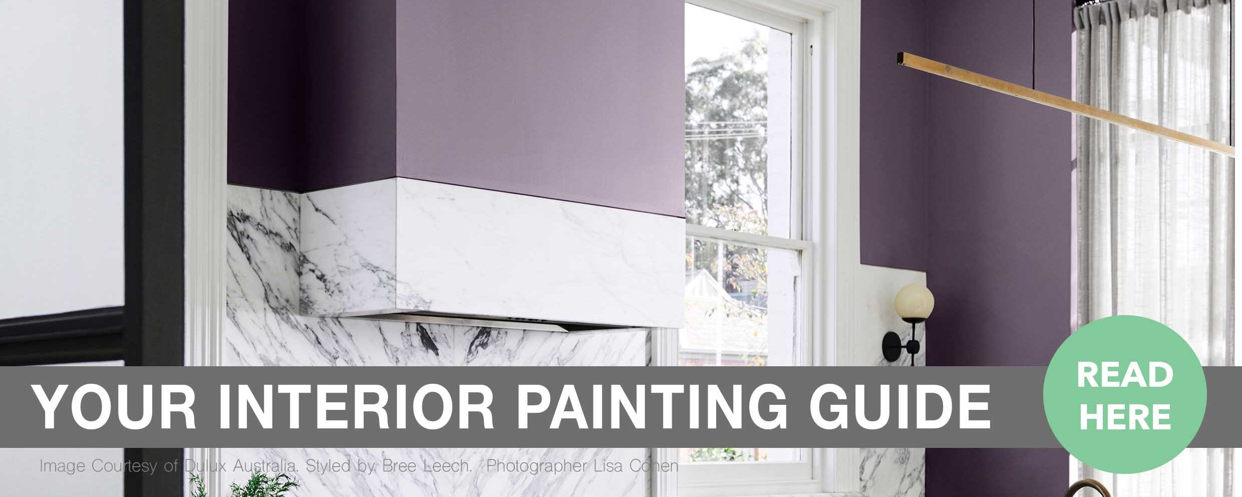 INTERIOR PAINTING GUIDE