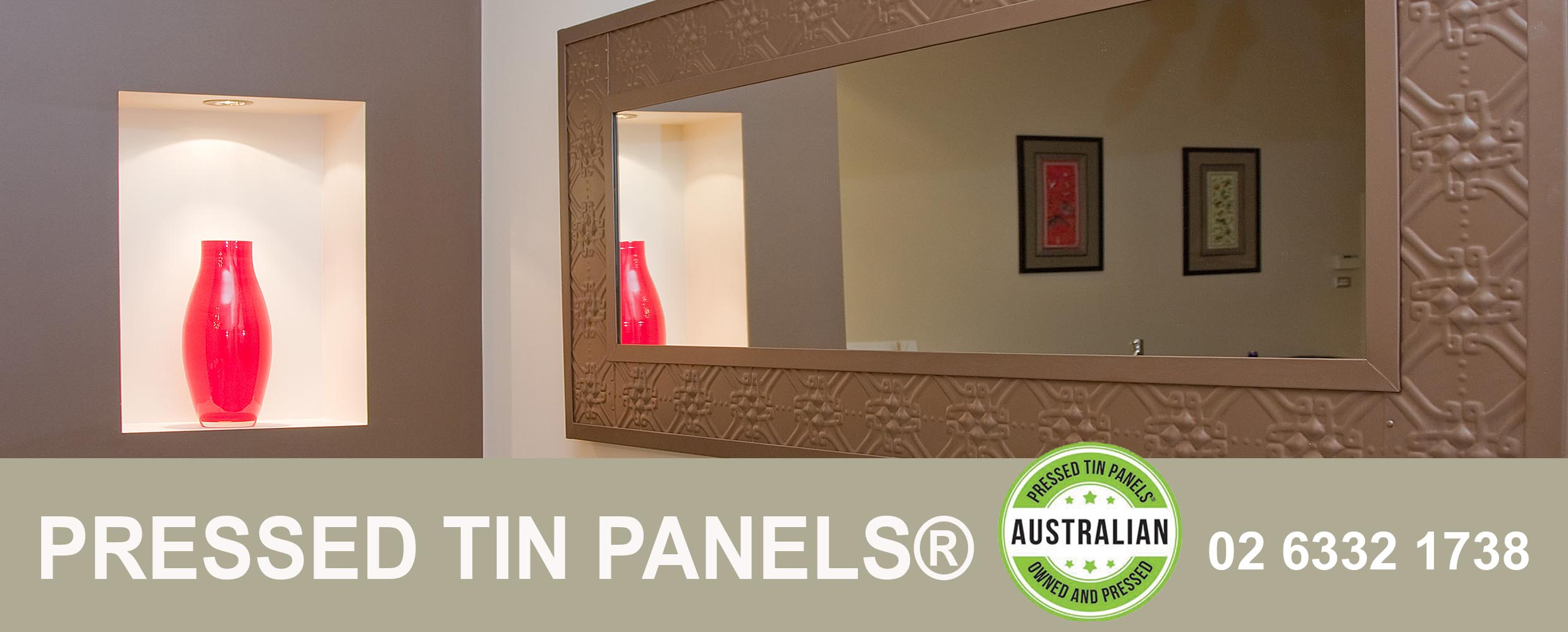 STYLE-&-DESIGN-WITH-Pressed-Tin-Panels® - PRESSED-TIN-PANELS