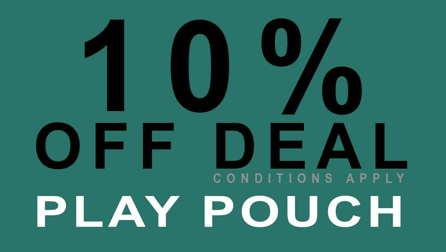 PLAY-POUCH - PLAY-POUCH-10-OFF-BANNER