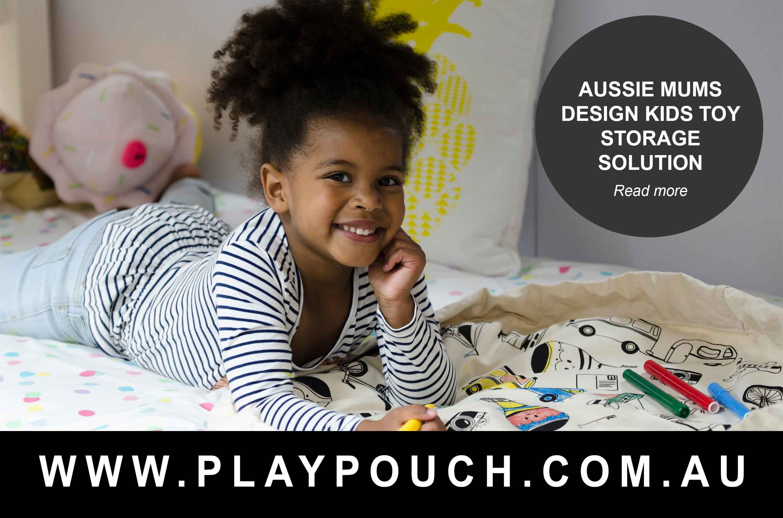PLAY-POUCH - PLAY-POUCH